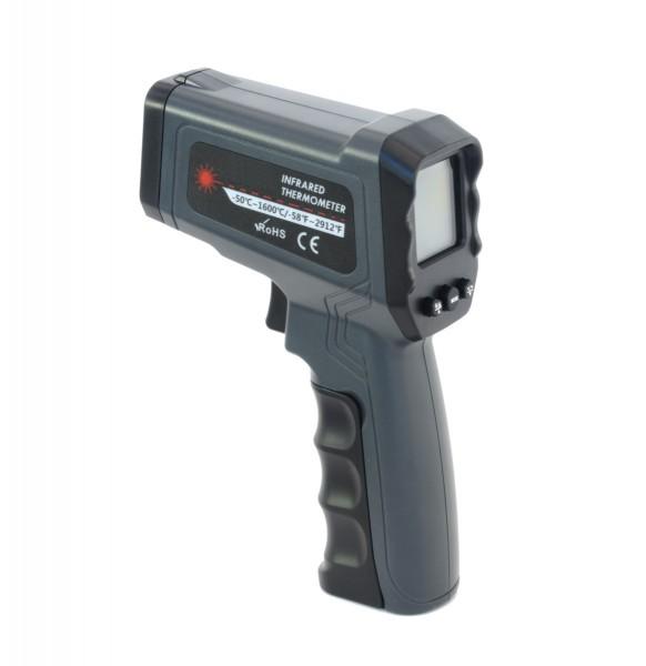 Digitales Infrarot Thermometer 1600°C