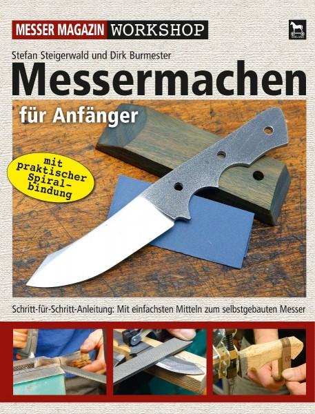 Buch: Messermachen für Anfänger