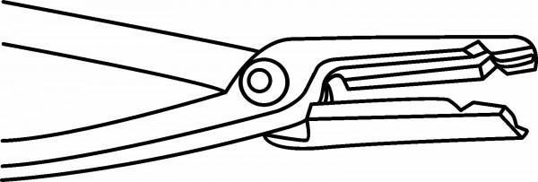 Entenschnabelzange, TC-335