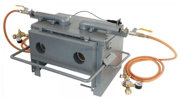 PSB 230 T-2 Gas-Schmiedeofen mit 2 Brennern