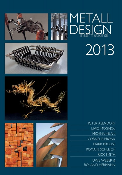 Buch: Metall Design international 2013