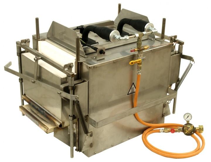 Type p 302 four de forge gaz forges gaz monde de la forge angele shop - Forge a gaz ...