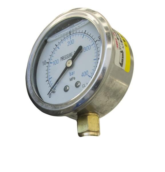 Manometer für Schmiedepresse AN-Y04