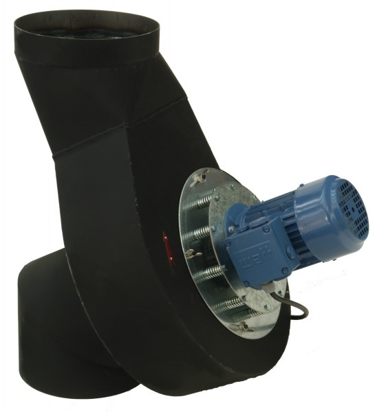 Rohreinbauventilator RG 5r-4