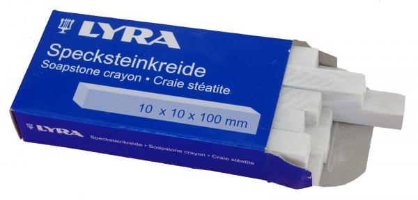 Specksteinkreide, 10er Pack