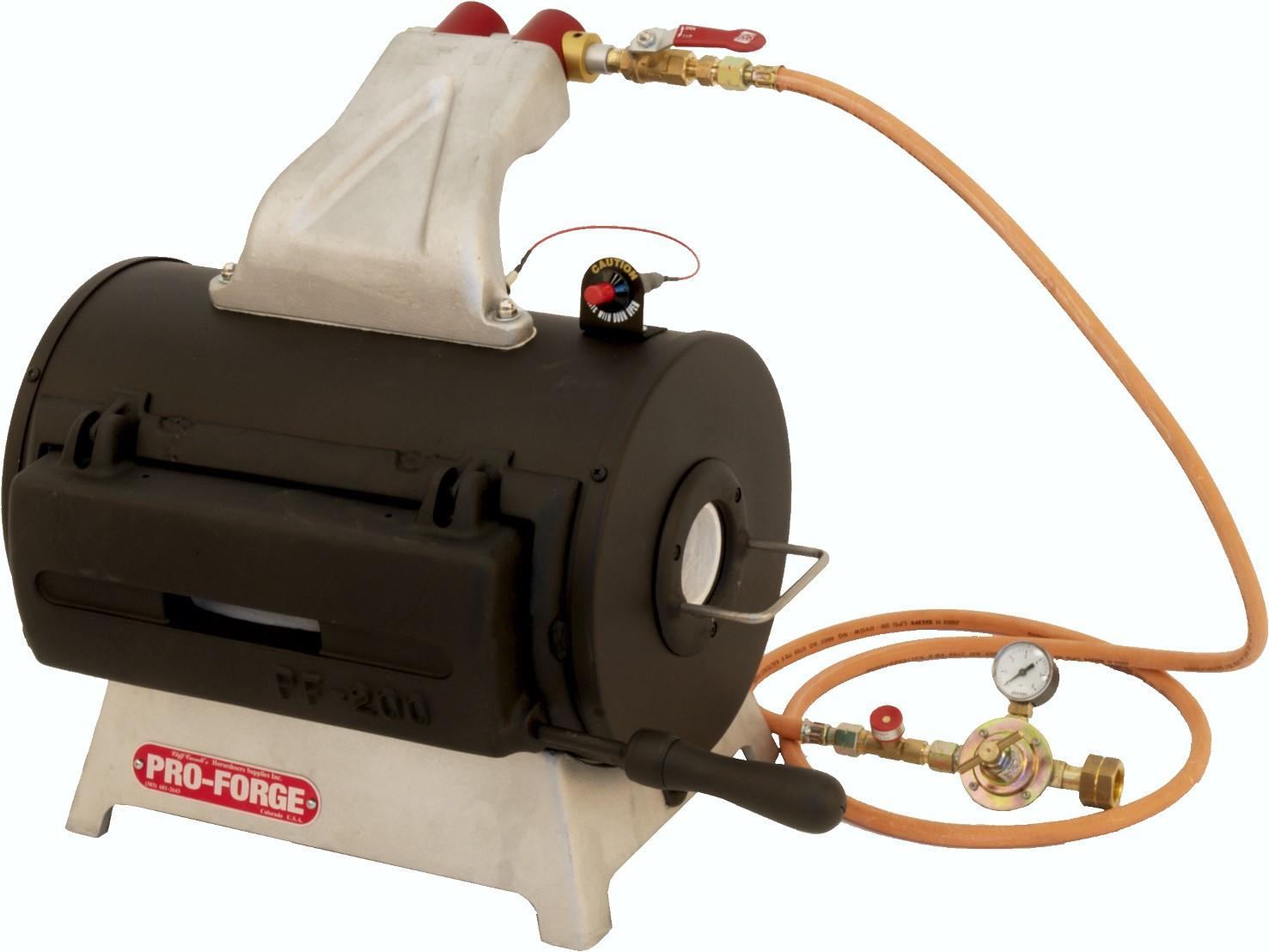 proforge pf 200 four de forge gaz forges gaz monde de la forge angele shop. Black Bedroom Furniture Sets. Home Design Ideas