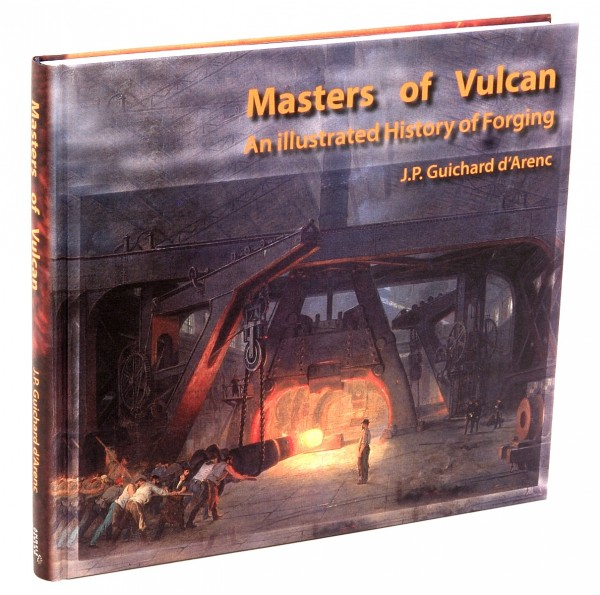 Buch: Masters of Vulcan