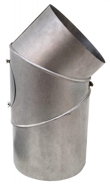 Rohrbogen, ø 250 mm, 30°