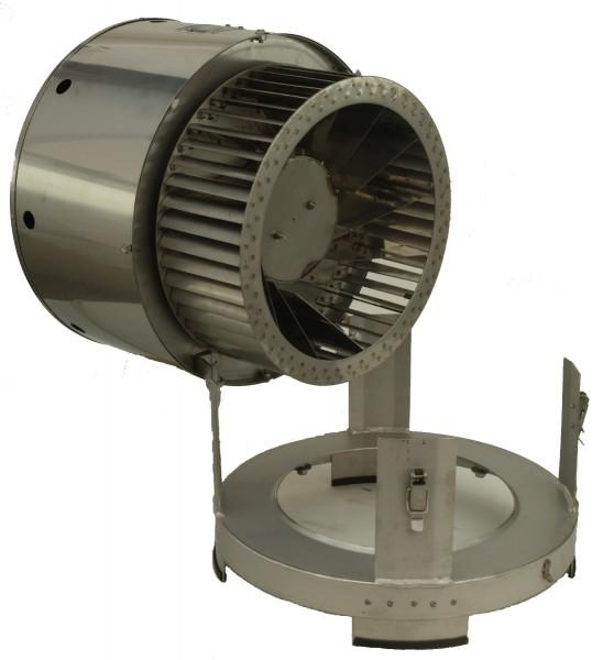 RH 36-4 Schornsteinhutventilator (400V)