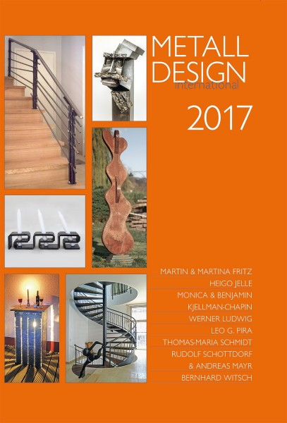 Buch: Metall Design international 2017