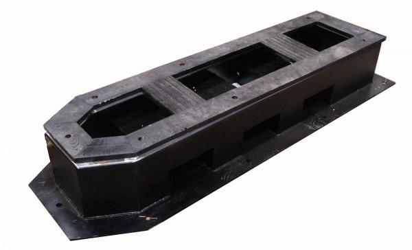 SBF 60 Stahlfundament