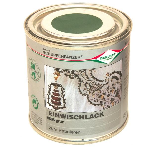 Schuppenpanzer Einwischlack 250 ml grün