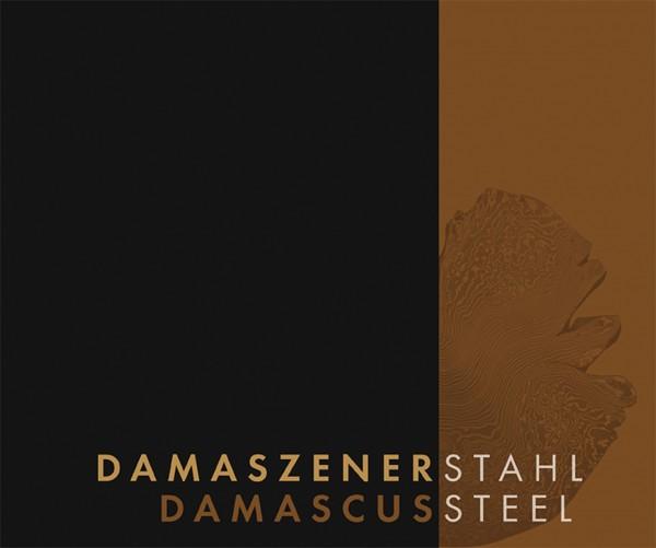 Buch: Damaszener Stahl - Katalog (D/E)