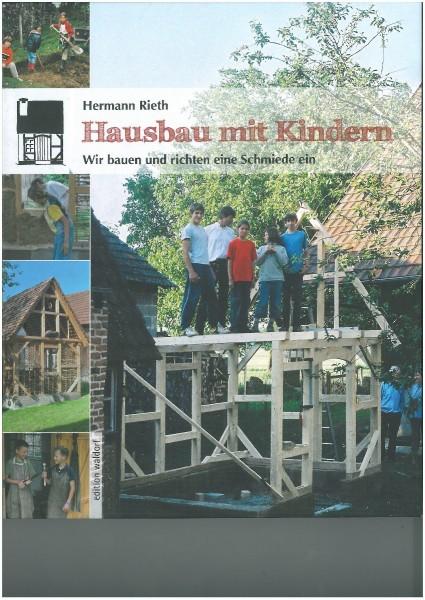 Buch: Hausbau mit Kindern - eine Schmiede