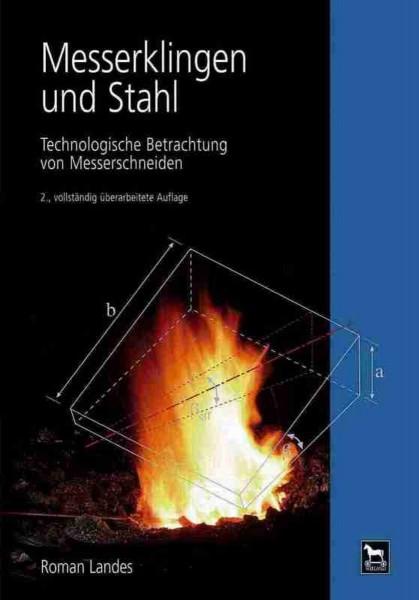 Buch: Messerklingen und Stahl