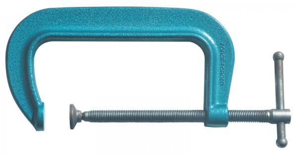 Schraubzwinge 100 mm, geschmiedet