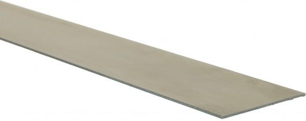 Nickelstahl 1.5634/75Ni8, Streifen lang 1000x30x0,6 mm