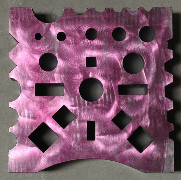Lochplatte - Gesenkplatte 350