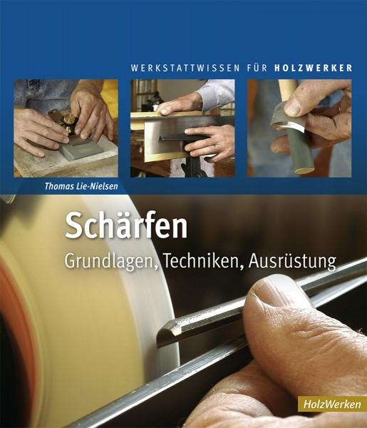 Buch: Schärfen - Grundlagen, Techniken, Ausrüstung