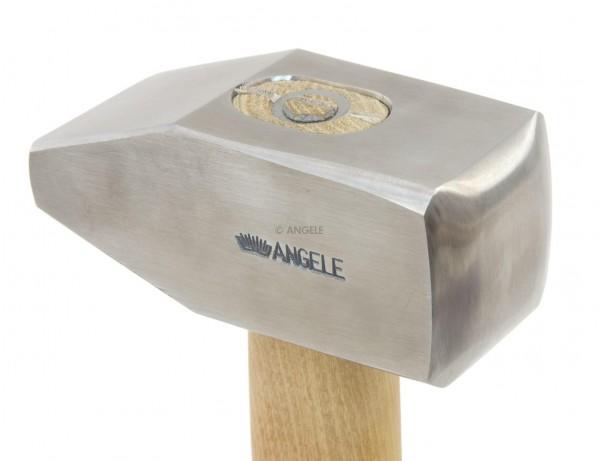 Habermannhammer 1,3 kg in Edelstahl