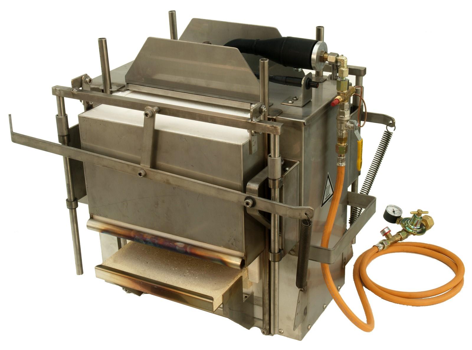 Type p 301 four de forge gaz forges gaz monde de - Forge a gaz ...
