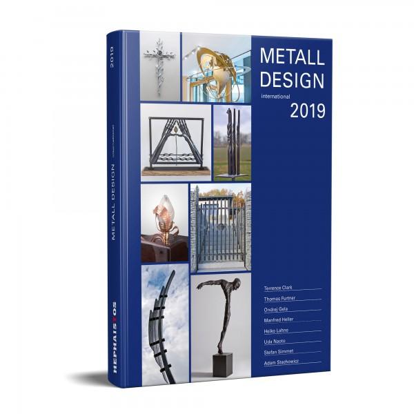Buch: Metall Design international 2019