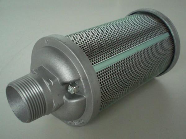 Luftfilter komplett für 2000 K/CF 22 bis K/CF 50