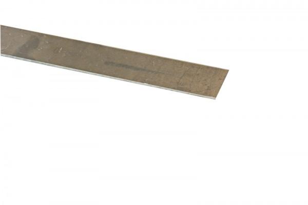 Kaltarbeitsstahl 1.2842, Streifen lang 1000x30x2 mm