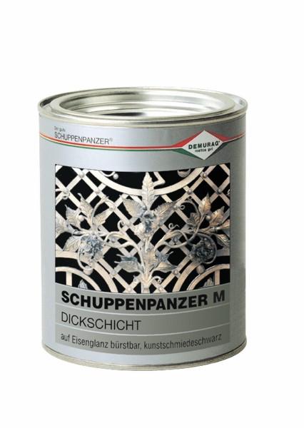 Schuppenpanzer M kunstschmiedeschwarz 750 ml
