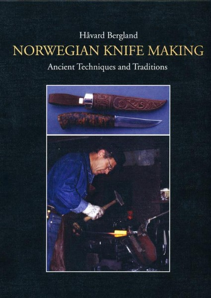 Book: Norwegian Knife Making