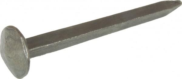 Schlossnagel geschmiedet 20 mm, gebläut