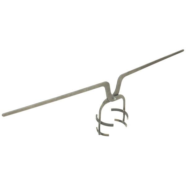 Scherentiegelzange ø 180 mm (15 kg)
