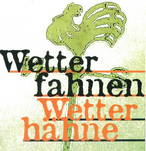 Buch: Wetterfahnen - Wetterhähne