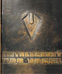Buch: Udo Vogel - Metallkunst