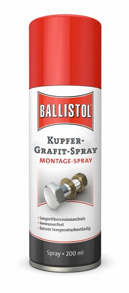 Kupfer Grafit Spray 200ml