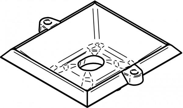 Ersatz-Feuerschüssel Gr. 1-oval