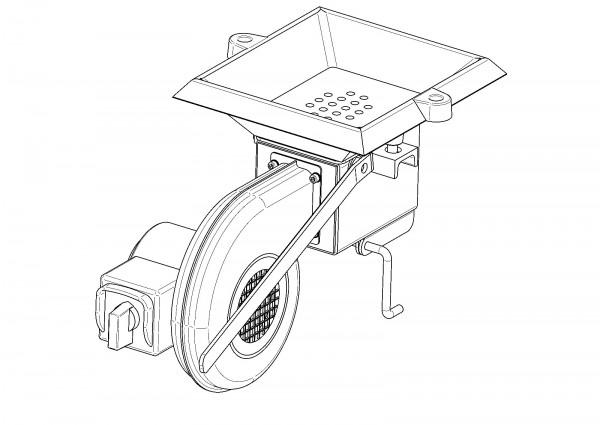 Feldschmiede-Einsatz Typ EE-1/W