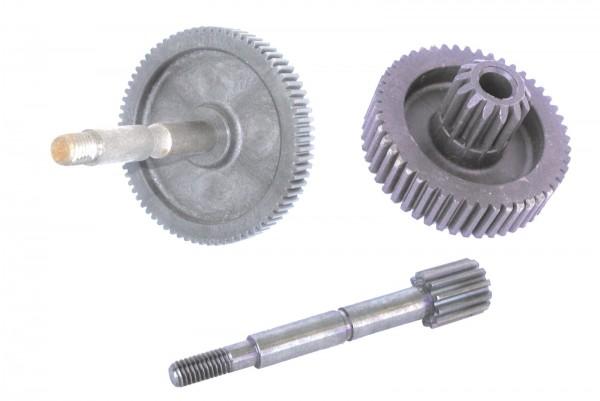 Ersatz-Zahnräder aus Stahl