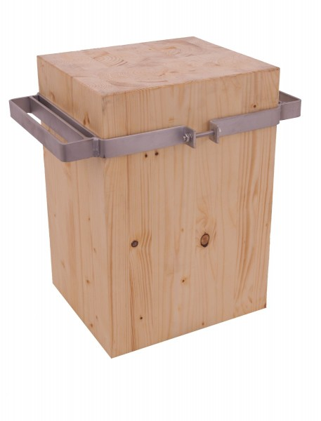 Amboss-Untersatz UE 2 aus Holz