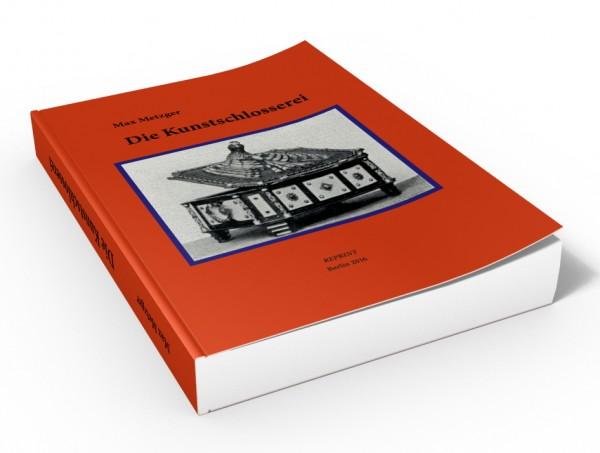 Buch: Die Kunstschlosserei (1927)