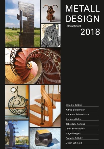 Buch: Metall Design international 2018