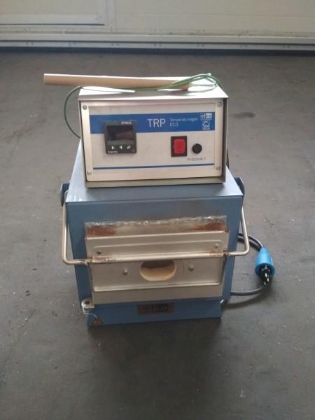Schnäppchen Elektro-Ofen EF 180-0 + Tempeaturregler