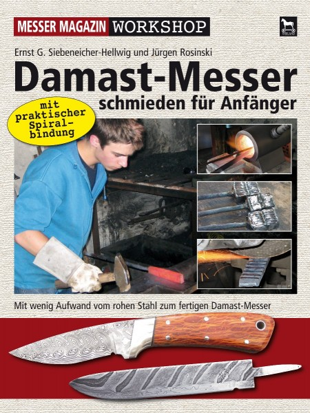 Buch: Damast-Messer