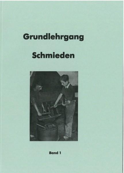 Buch: Grundlehrgang Schmieden (2 Bände)