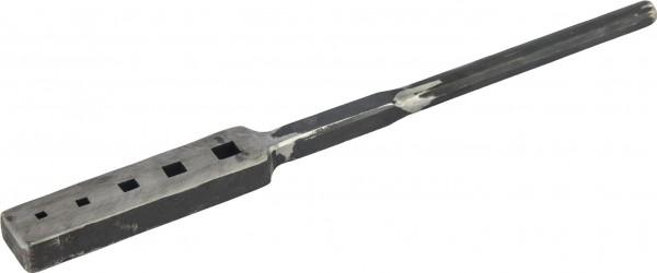 Locheisen vierkant 5-12 mm