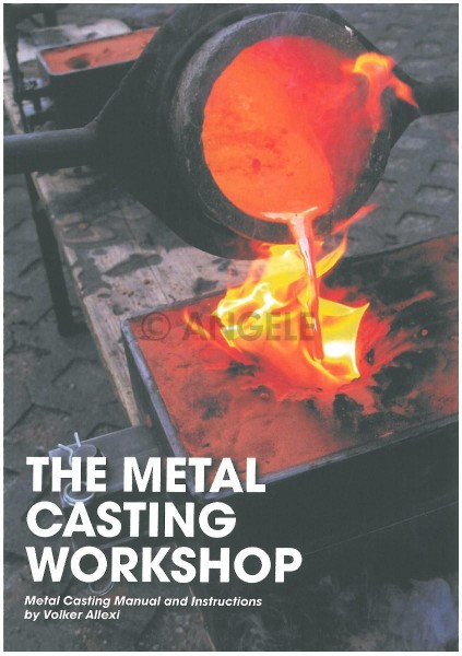 Buch: The Metal Casting Workshop