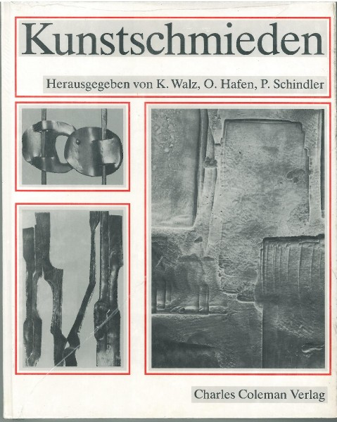 Buch: Kunstschmieden