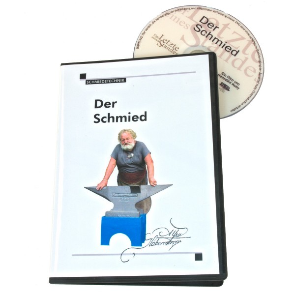 DVD-Video: Der Schmied (Alfred Habermann)