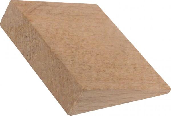 Holzkeil für Hammerstiel