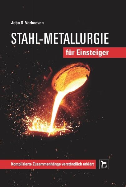 Buch: Stahl-Metallurgie